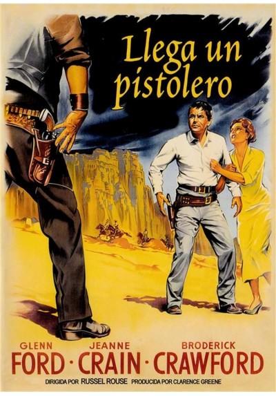 Llega Un Pistolero (The Fastest Gun Alive)