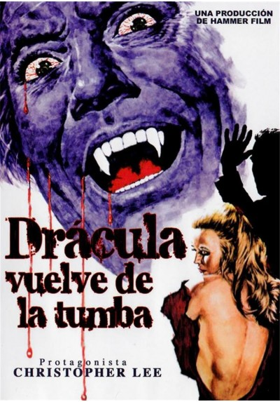 Dracula Vuelve De La Tumba (Dracula Has Risen From The Grave)