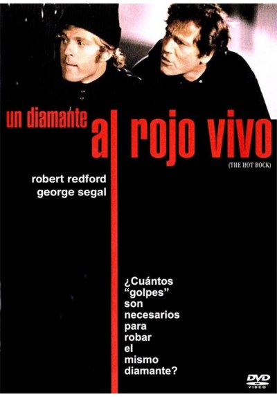 Un Diamante Al Rojo Vivo (The Hot Rock)