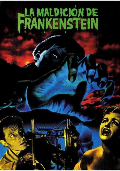 La Maldicion De Frankenstein (The Curse Of Frankenstein)
