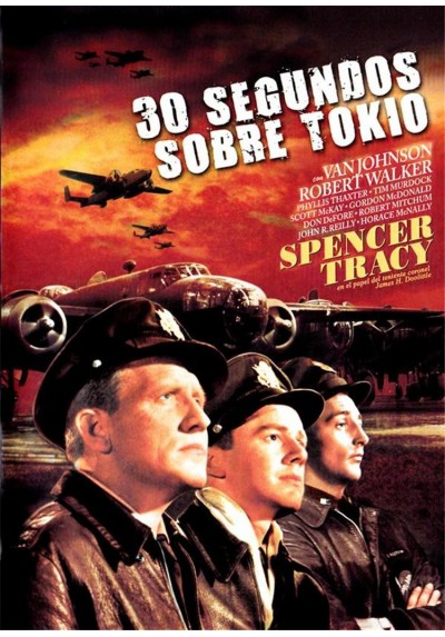 30 Segundos Sobre Tokio (Thirty Seconds Over Tokyo)