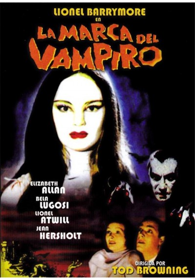 La Marca Del Vampiro (Mark Of The Vampire)