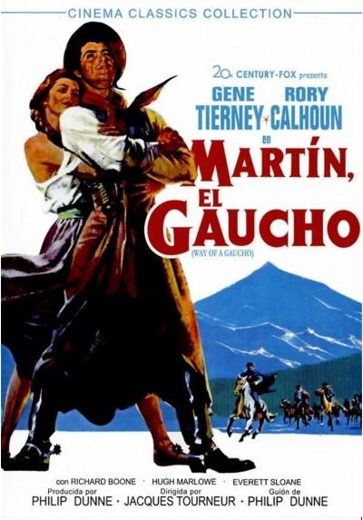 Martin El Gaucho (Way Of A Gaucho)