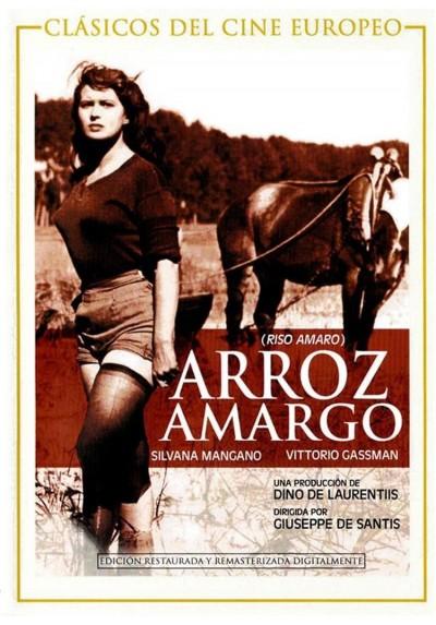 Arroz Amargo (Riso Amaro)