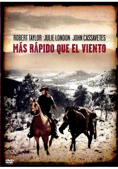 Mas Rapido Que El Viento (Saddle The Wind)