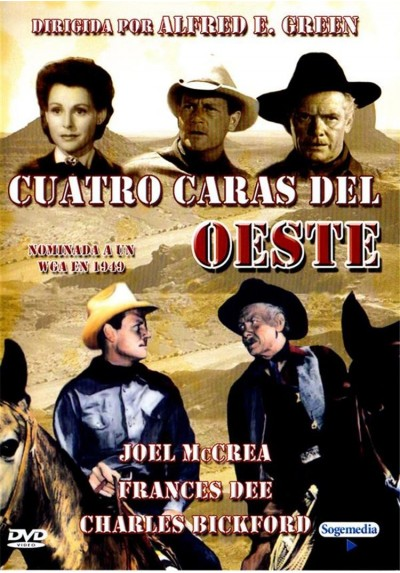 Cuatro Caras del Oeste (Four Faces West)
