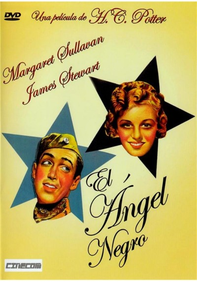 El Angel Negro (1938) (The Shopworn Angel)