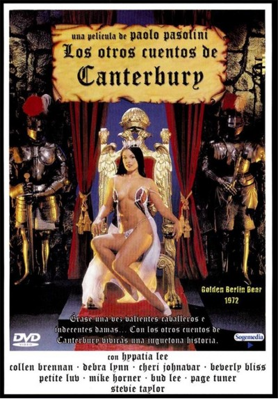 Los Otros Cuentos De Canterbury (Gli Altri Racconti Di Canterbury)
