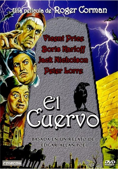 El Cuervo (1963) (The Raven)