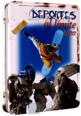 Deportes al Limite - Metal Box 10 dvd's