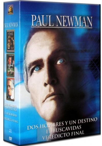 Pack Paul Newman - El Buscavidas - Veredicto Final - Dos Hombres y un destino
