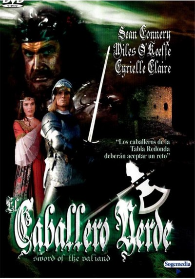 El Caballero Verde (Sword Of The Valiant: The Legend Of Sir Gawain And The Green Knight)