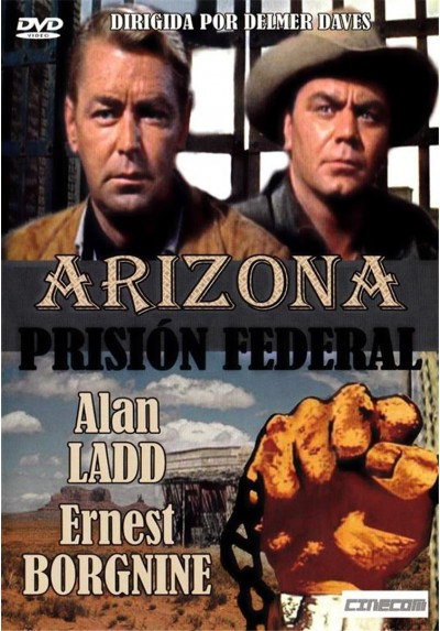 Arizona, Prision Federal (The Badlanders)