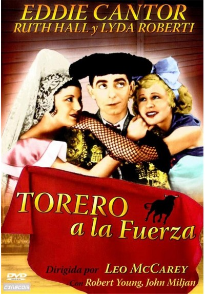 Torero A La Fuerza (The Kid From Spain)