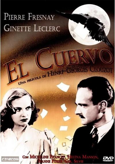 El Cuervo (1943) (Le Corbeau)