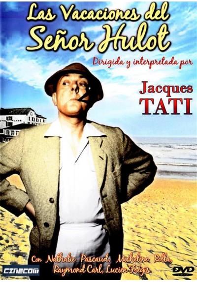 Las vacaciones del señor Hulot (Les vacances de M. Hulot )