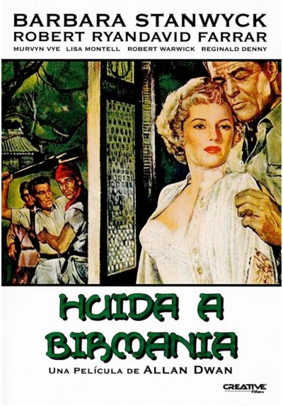 Huida A Birmania (Escape To Burma)