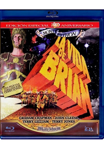 La Vida De Brian (Blu-ray) (The Life Of Brian)