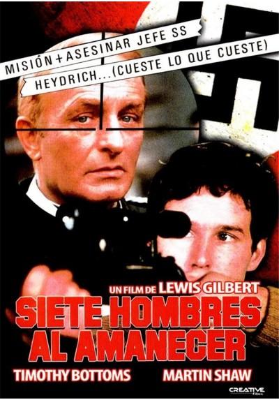 Siete Hombres Al Amanecer (Operation: Daybreak)