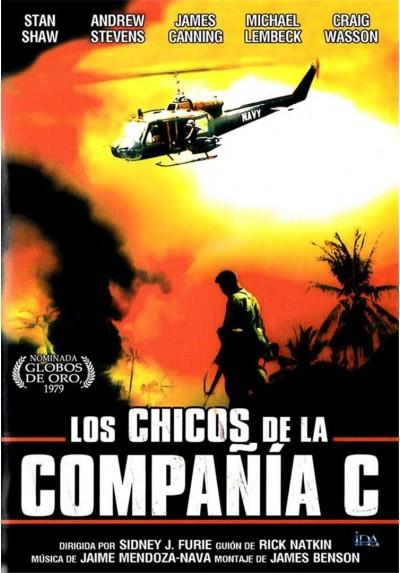 Los Chicos De La Compañia C (The Boys In Company C)