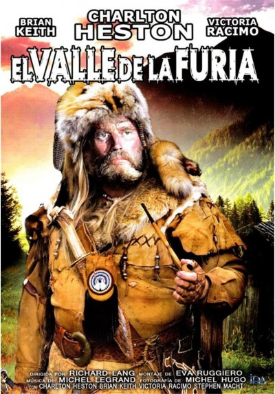 El Valle De La Furia (The Mountain Men)