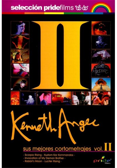 Kenneth Anger : Sus Mejores Cortometrajes - Vol. 2