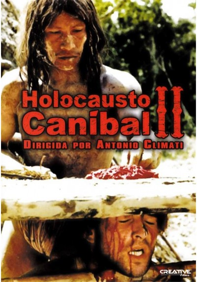 Holocausto Canibal 2 (Natura Contro - The Green Inferno)