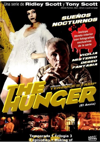 The Hunger (El Ansia) - 1ª Temporada - 3ª Trilogia