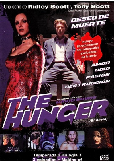 The Hunger (El Ansia) - 2ª Temporada - 3ª Trilogia