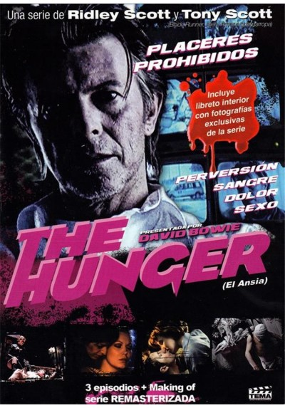 The Hunger (El Ansia) - Placeres Prohibidos