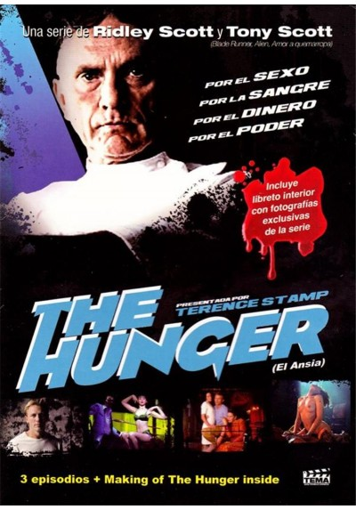 The Hunger (El Ansia) - Temporada 1 - Trilogia
