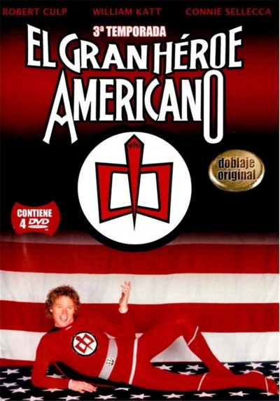 El Gran Heroe Americano - Temporada 3 (The Greatest American Hero)