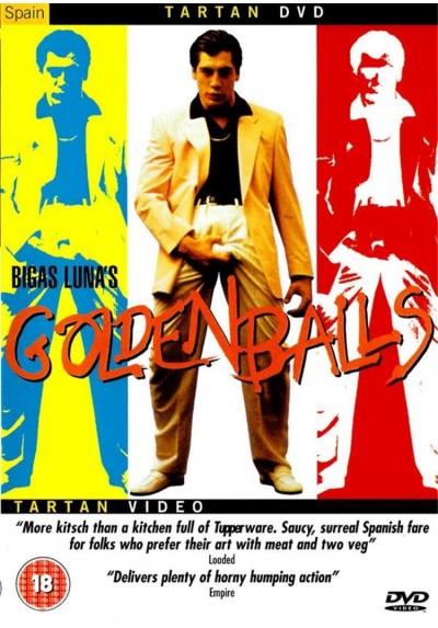Huevos De Oro (Golden Balls)
