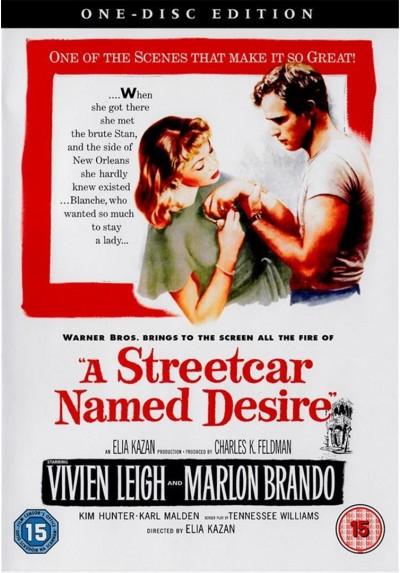 Un tranvia llamado deseo (A Streetcar Named Desire)