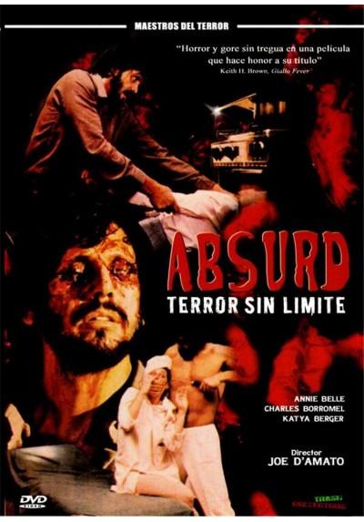 Absurd, Terror Sin Limite (Rosso Sangue)