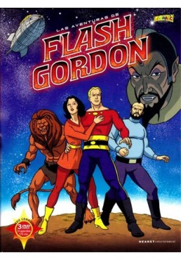 Las Aventuras De Flash Gordon (The New Animated Adventures Of Flash Gordon)