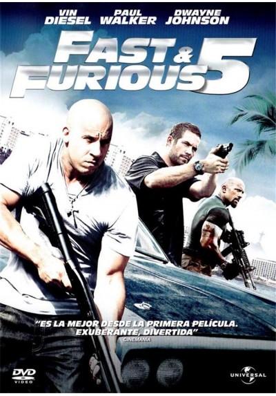 Fast & Furious 5 (A Todo Gas)