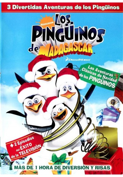 Los Pingüinos De Madagascar (The Penguins Of Madagascar)