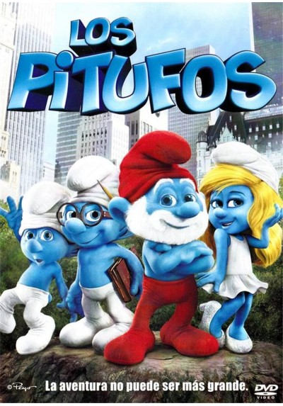 Los Pitufos (The Smurfs)