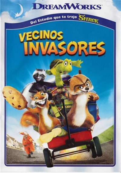 Vecinos Invasores (Over The Hedge)