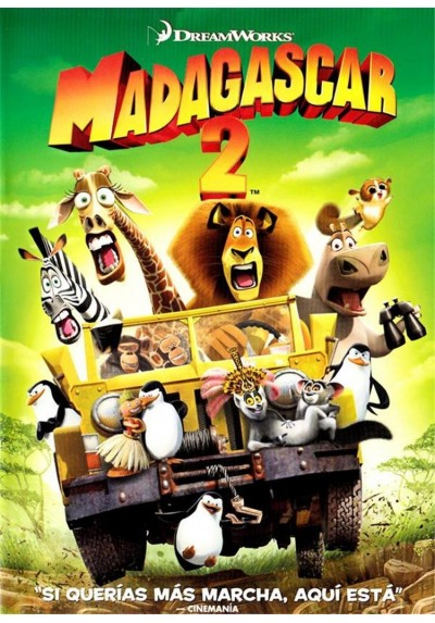 Madagascar 2 (Madagascar: Escape 2 Africa)