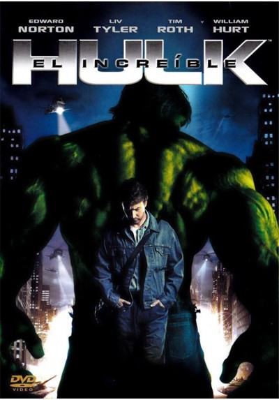 El Increible Hulk (The Incredible Hulk)