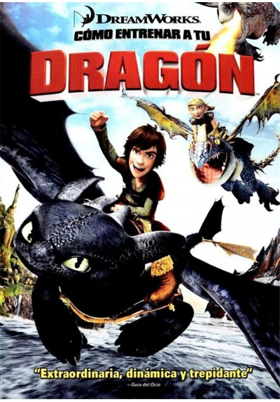Como Entrenar A Tu Dragon (How To Train Your Dragon)