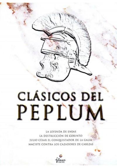 Clasicos Del Peplum (Pack)