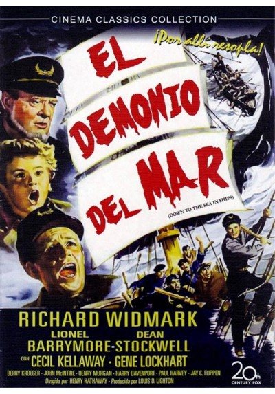 El Demonio Del Mar (Down To The Sea In Ships)