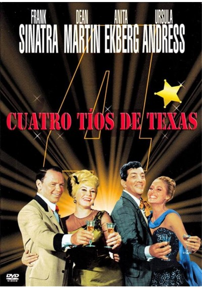 Cuatro Tios De Texas (4 For Texas)