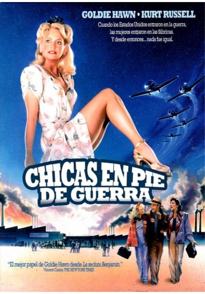 Chicas En Pie De Guerra (Swing Shift)