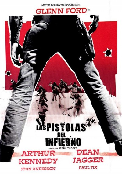 Las Pistolas Del Infierno (Day Of The Evil Gun)