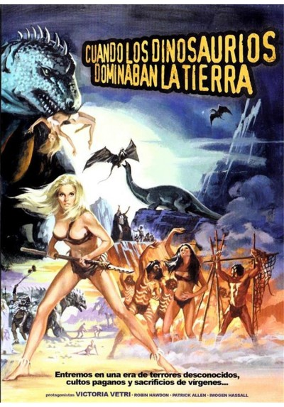 Cuando Los Dinosaurios Dominaban La Tierra (When Dinosaurs Ruled The Earth)