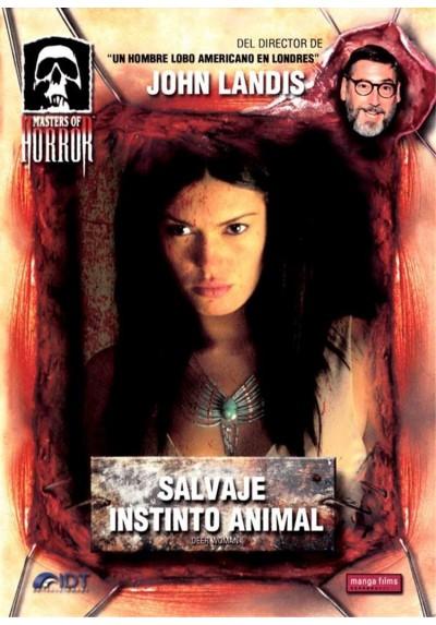 Masters Of Horror : Salvaje Instinto Animal (Deer Woman)